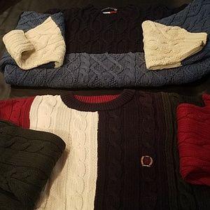 Vintage Hilfiger sweaters
